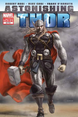 Astonishing Thor #5