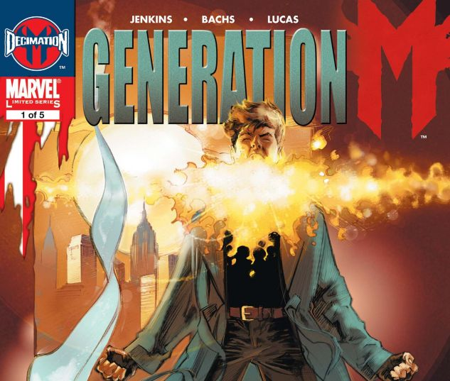 Generation M (2005) #1