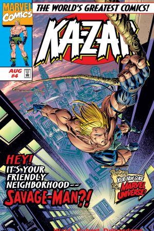 Ka-Zar (1997) #4
