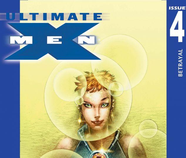 Ultimate X-Men (2001) #4