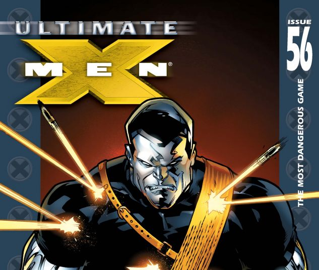 ULTIMATE X-MEN (2000) #56