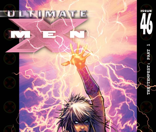 ULTIMATE X-MEN (2000) #46