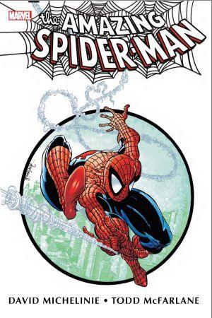 AMAZING SPIDER-MAN BY DAVID MICHELINIE & TODD MCFARLANE OMNIBUS HC [NEW PRINTING] (Hardcover)