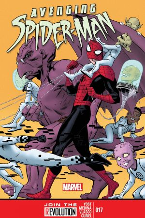 Avenging Spider-Man (2011) #17