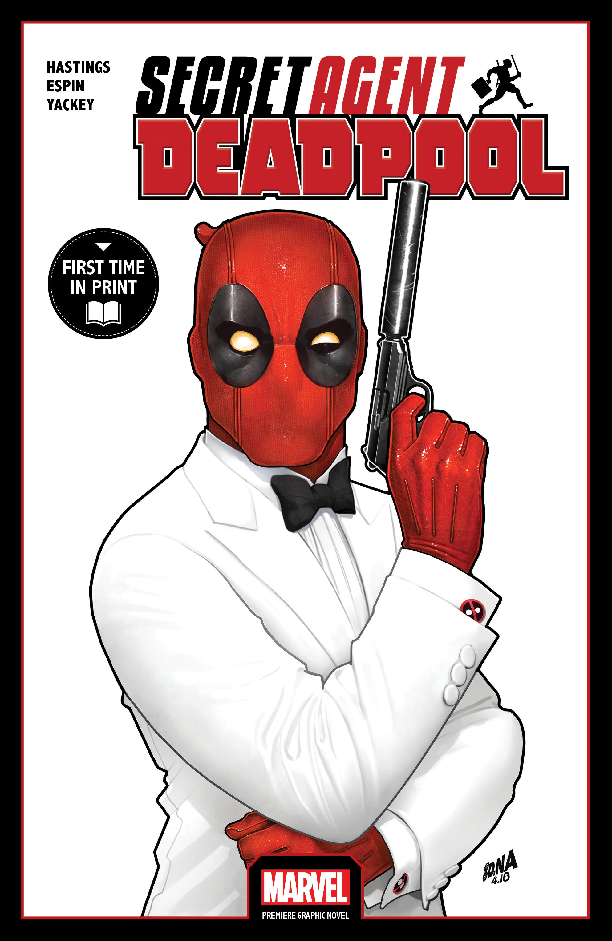 Deadpool: Secret Agent Deadpool  (Trade Paperback)