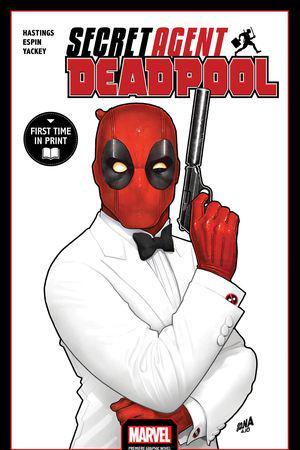 Deadpool: Secret Agent Deadpool  (Trade Paperback)
