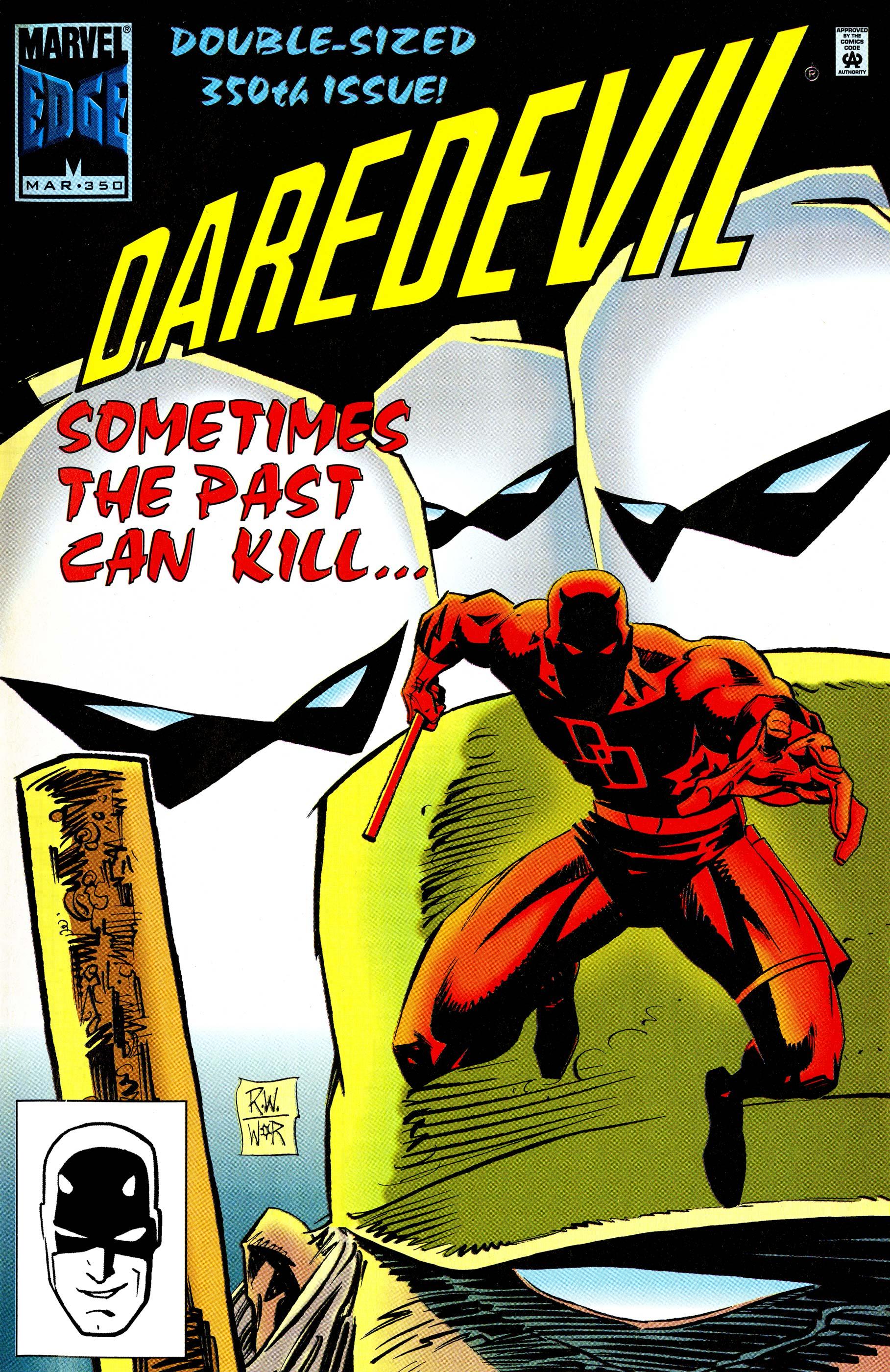 Daredevil (1964) #350