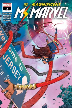 Magnificent Ms. Marvel (2019) #2