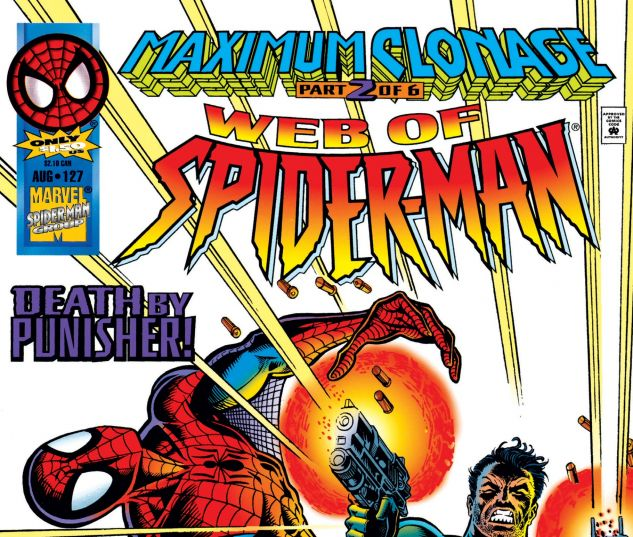 WEB OF SPIDER-MAN (1985) #127