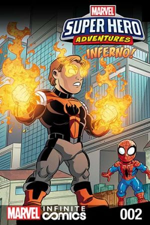 Marvel Super Hero Adventures: Inferno (2019) #2