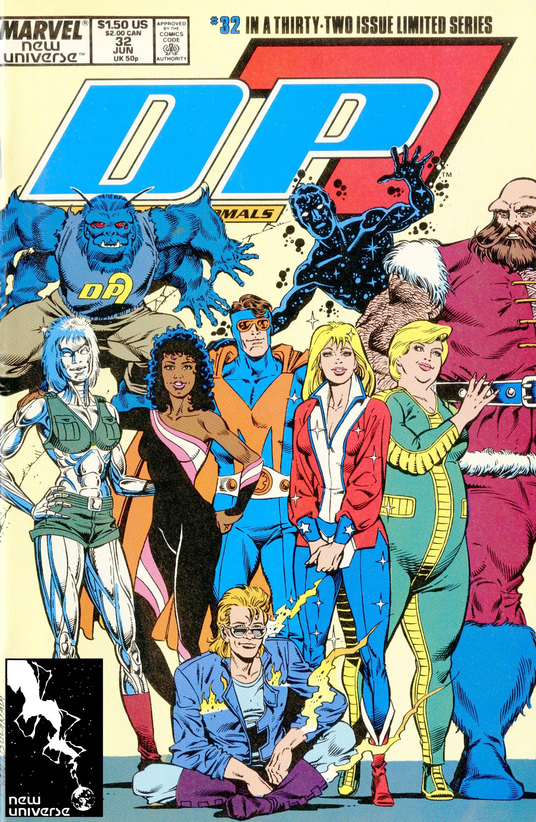 D.P.7 (1986) #32