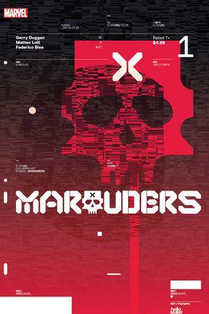 Marauders (2019) #1 (Variant)