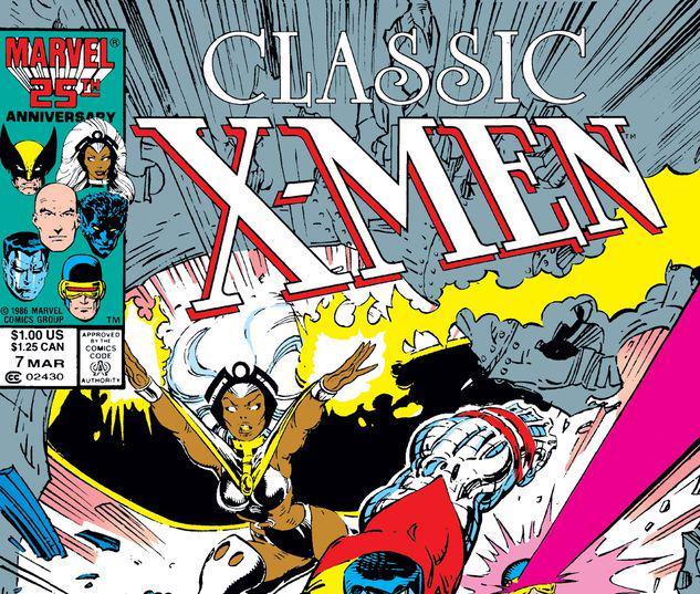 Classic X-Men #7
