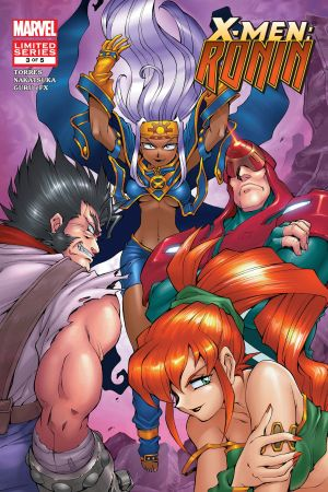 X-Men: Ronin (2003) #3