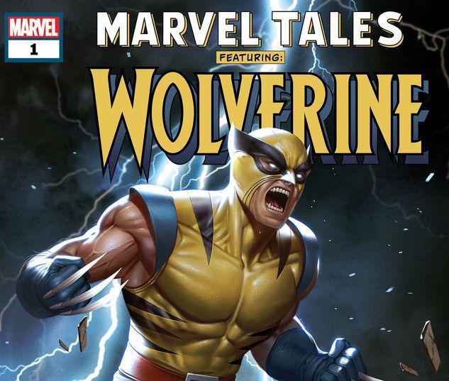 MARVEL TALES: WOLVERINE 1 #1