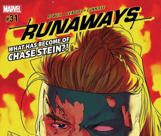 Runaways #31