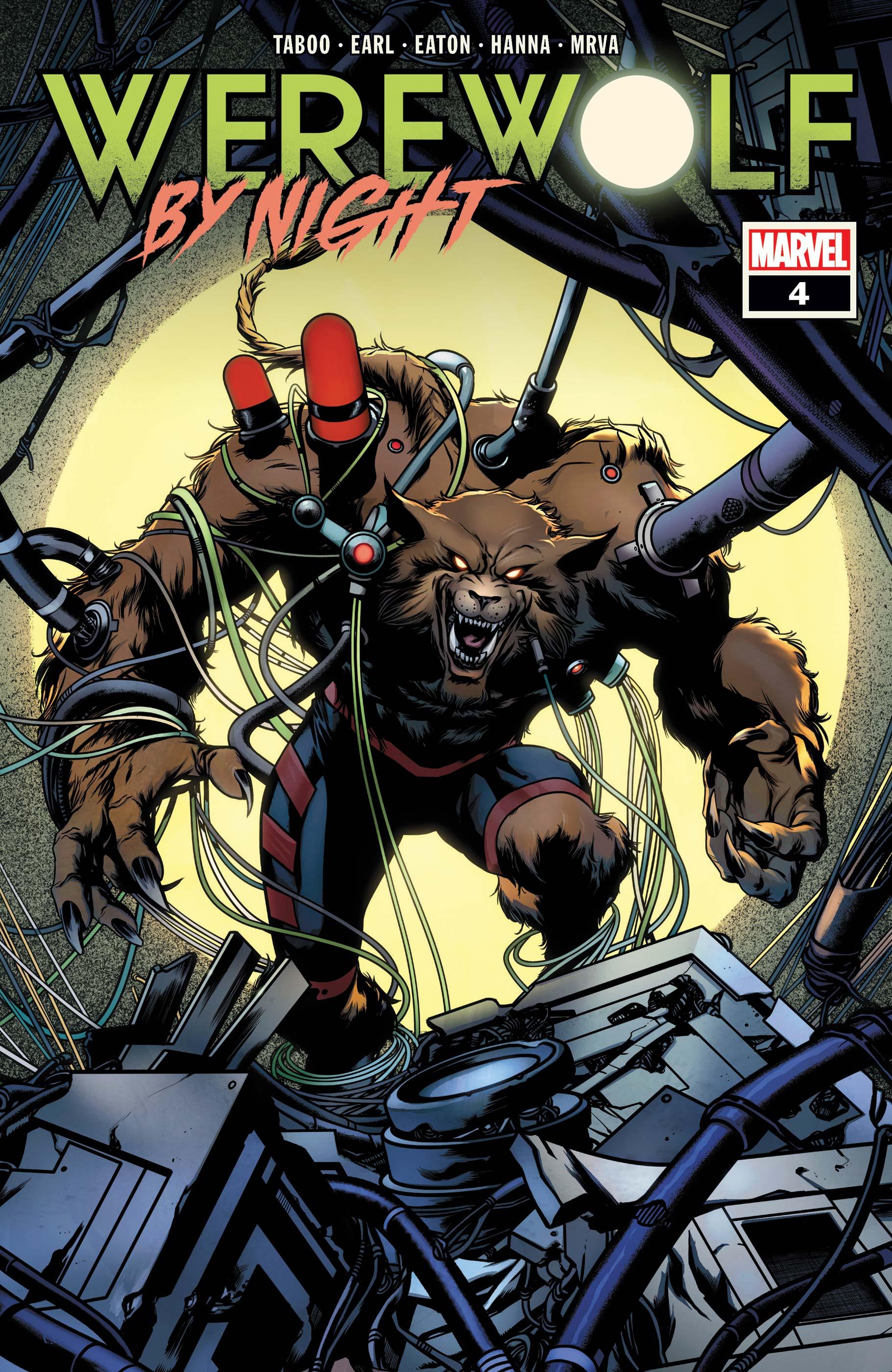 Werewolf by Night (2020) #4