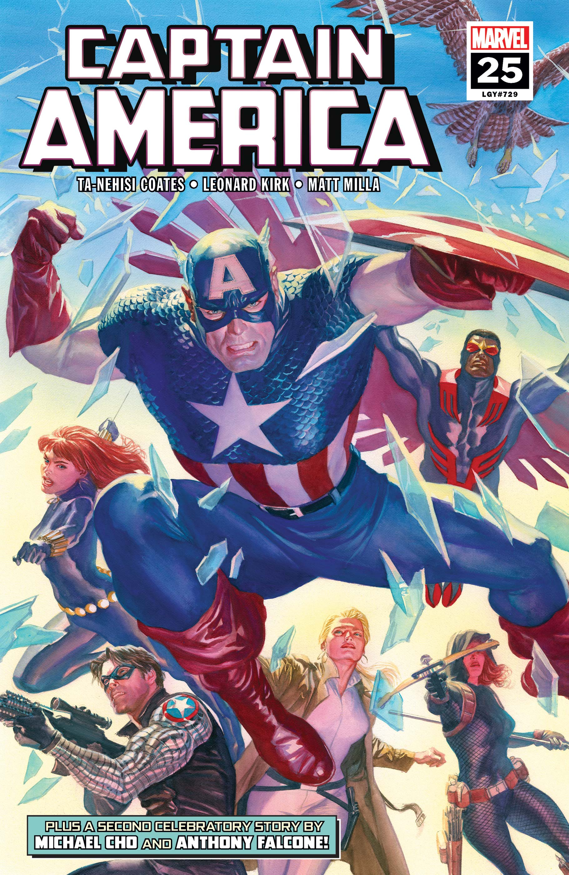 Captain America (2018) #25