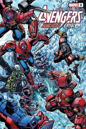 Avengers Mech Strike #3