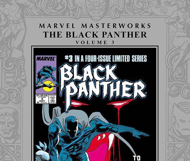 Marvel Masterworks: The Black Panther Vol. 3 #0