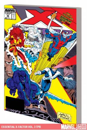Essential X-Factor Vol. 3 (Trade Paperback)