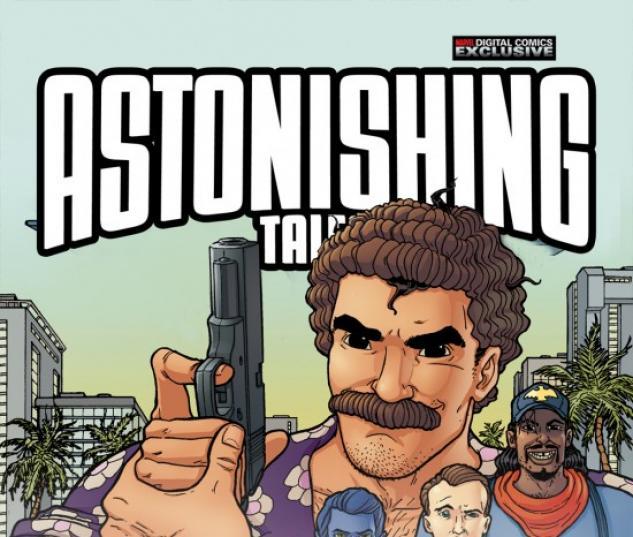 ASTONISHING TALES: MOJOWORLD #6