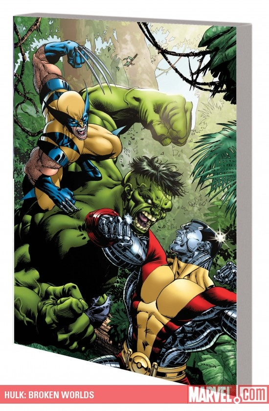 Hulk: Broken Worlds (Trade Paperback)