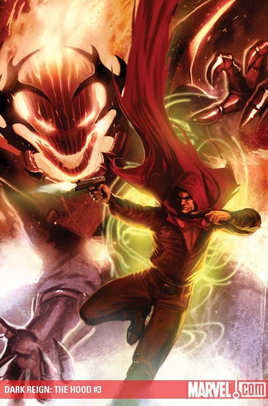 Dark Reign: The Hood (2009) #3
