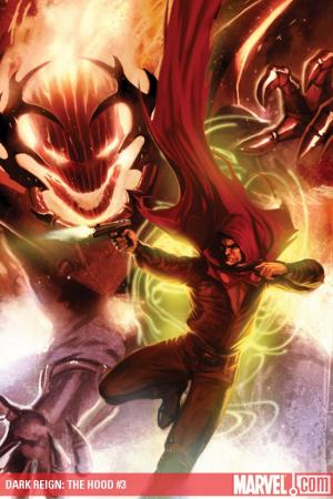 Dark Reign: The Hood #3