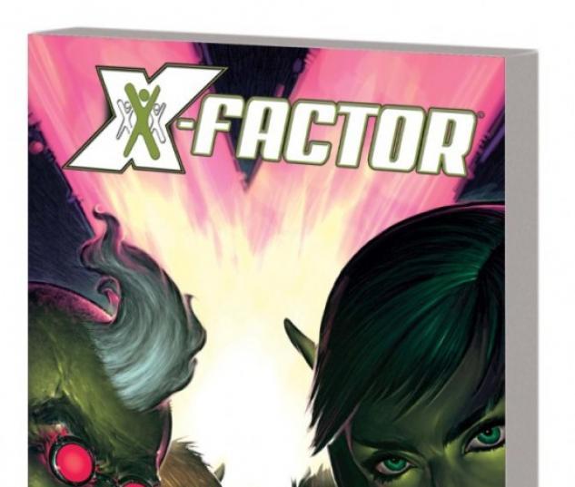 X-FACTOR VOL. 6: SECRET INVASION TPB #1 (DM ONLY VARIANT)