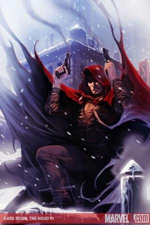 Dark Reign: The Hood #1