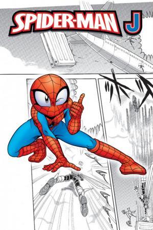 Spider-Man J (2007) #4