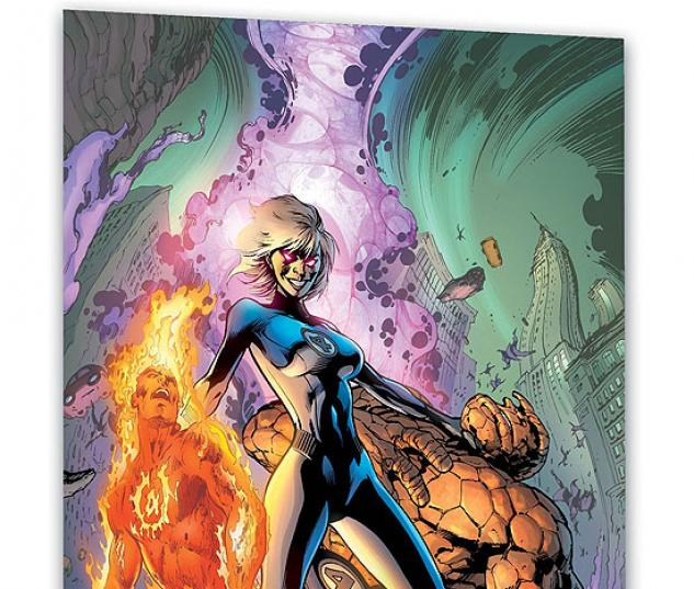 SECRET INVASION: FANTASTIC FOUR #0