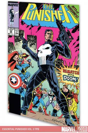 Essential Punisher Vol. 3 (Trade Paperback)