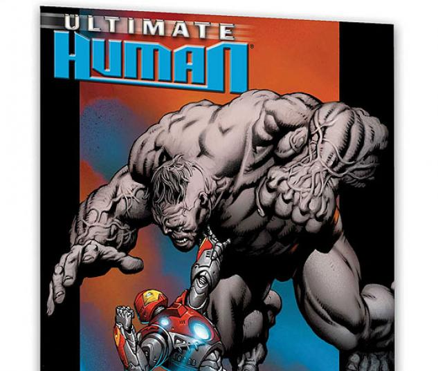 ULTIMATE HULK VS. IRON MAN: ULTIMATE HUMAN #1