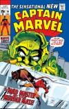 CAPTAIN MARVEL #19 COVER