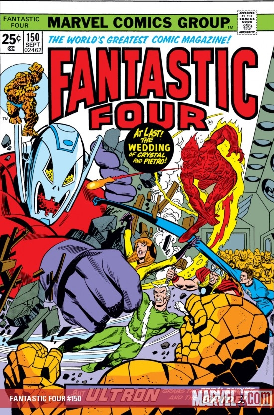 Fantastic Four (1961) #150