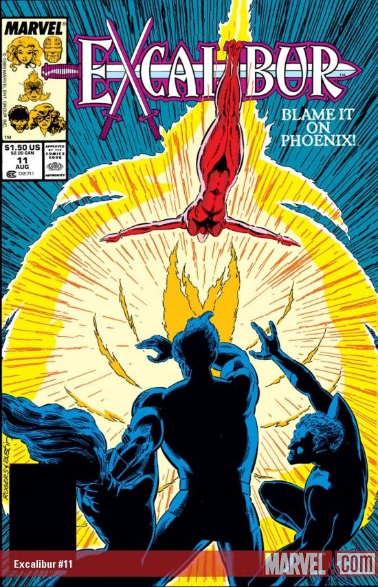 Excalibur (1988) #11