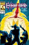 EXCALIBUR #11 COVER