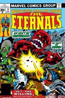 Eternals (1976) #9