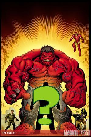 Hulk Vol. 1: Red Hulk (Trade Paperback)