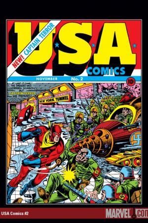 USA Comics (1941) #2