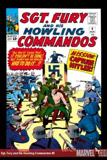 Sgt. Fury and His Howling Commandos (1963) #9