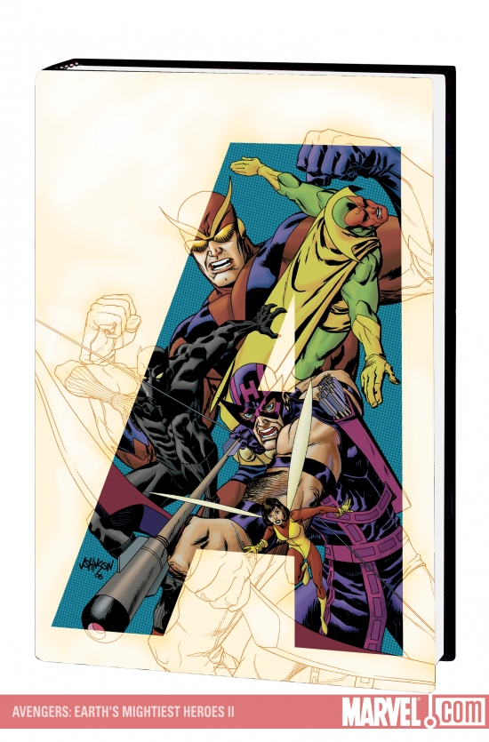 Avengers: Earth's Mightiest Heroes II (Hardcover)