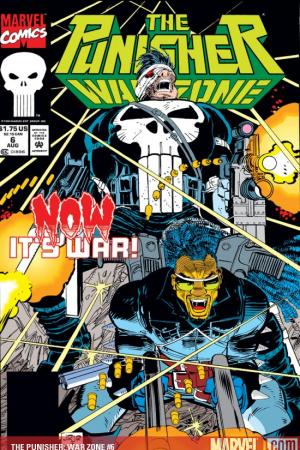 The Punisher War Zone #6