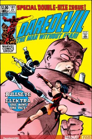 Daredevil (1964) #181