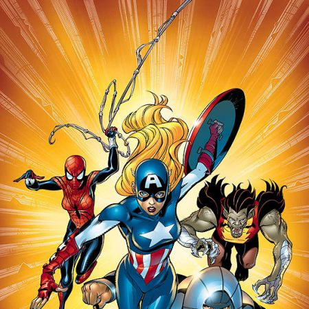 Avengers Next (2006) #1