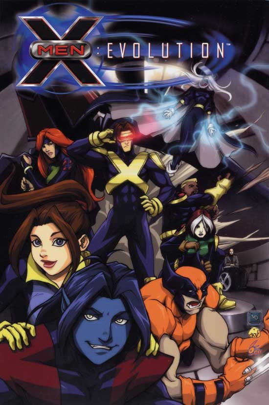 X-Men: Evolution (Trade Paperback)