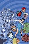 X-STATIX (2003) #17 COVER