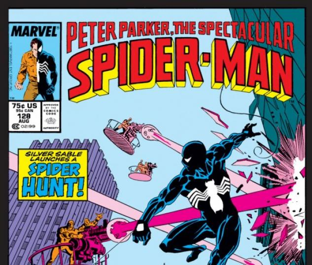 Peter Parker, The Spectacular Spider-Man #128
